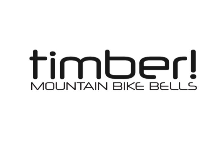 Timber! Mountain Bike Bells Logo